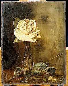 Gustave Moreau - Rose thé