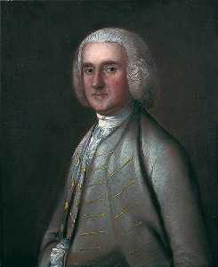 Thomas Gainsborough - John Sparrowe, Bailiff of Ipswich