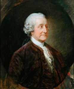 Thomas Gainsborough - John Montagu, 4th Earl of Sandwich (1718–1792)