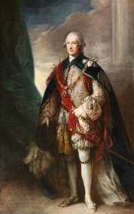 Thomas Gainsborough - Hugh Percy (1712–1786), 1st Duke of Northumberland