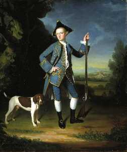 George Romney - Jacob Morland of Capplethwaite