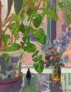 William Whitehead Ratcliffe - The Window