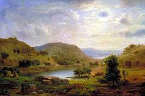 Robert Seldon Duncanson - Valley Pasture