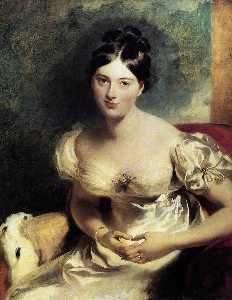 Thomas Lawrence - Margaret, Countess of Blessington