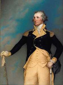 Henry Breintnall Bounetheau - General George Washington, (painting)