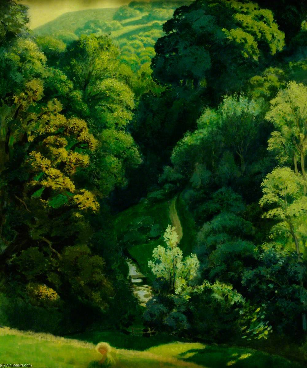 Fairyland, under Hindhead by Walford Graham Robertson | Museum Quality Reproductions | WahooArt.com