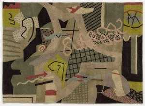 Stuart Davis - Flying Carpet