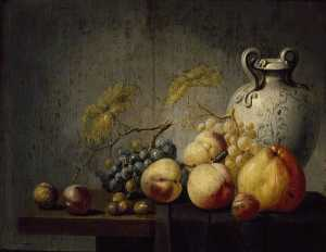 Harmen Van Steenwyck - Still Life with Fruit