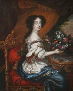 Henri Gascars - Barbara Villiers (1641–1709), Countess of Castlemaine and Duchess of Cleveland