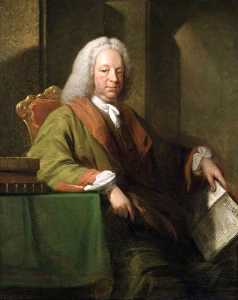 James Worsdale - James Jurin (1679–1750)