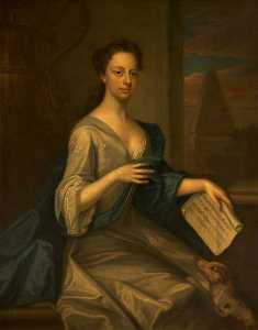 James Fellowes - Martha Benet (d.1787), Mrs Peter Legh XlII