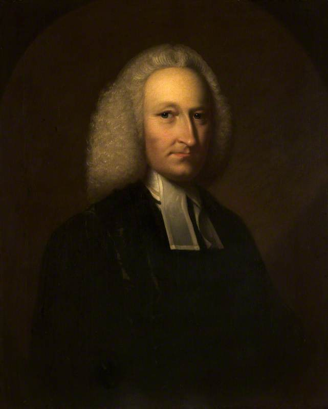 The Reverend Legh Richmond (1709 1710–1769), 1759 by John Astley | Art Reproduction | WahooArt.com