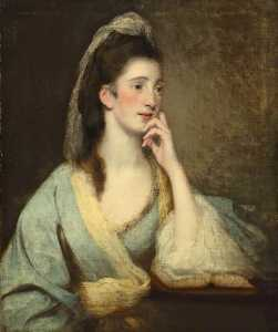 William Tate - Elizabeth Knowles (1751–1775), Mrs Daniel Daulby