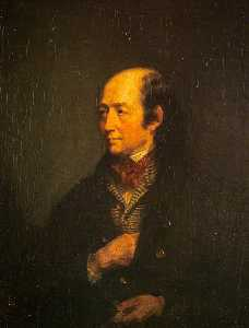 William Yellowlees - The Artist's Father, John Yellowlees (1748–1831)