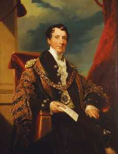 Mary Martha Pearson - Sir Thomas Kelly, Lord Mayor of London (1836)
