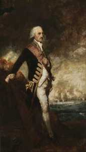 George Frederick Clarke - Admiral Lord Rodney (1719–1792) (copy after Joshua Reynolds)