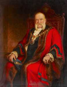 Henry Grant - John Molesworth Thomas Dumphreys (1844–1925), Mayor of Bermondsey