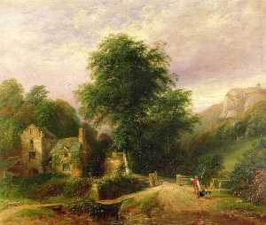William Spreat - Ogwell Mill, Devon