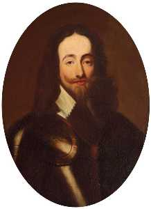 John Lewis Reilly - Charles I (1600–1649) (after Sir Anthony van Dyck)