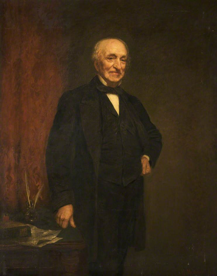 John Boutflower, FRCS (1870), 1870 by Henry Measham | Museum Quality Reproductions | WahooArt.com
