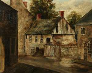 James Crichton Macintyre - House of the Fair Maid of Perth
