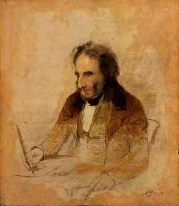 Buy Museum Art Reproductions | Sir Charles James Napier, 1849 by Edwin Williams | WahooArt.com