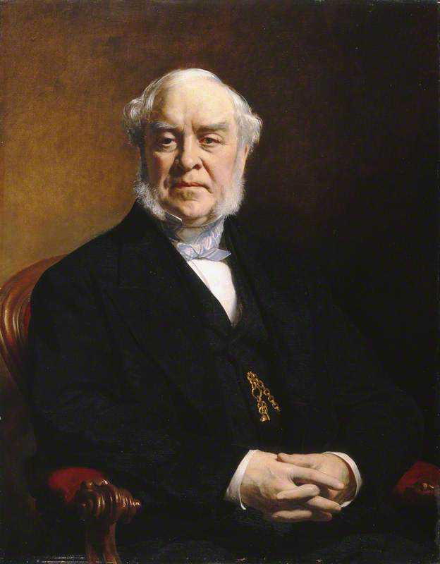 James Hatton, 1874 by John Ewart Robertson | Museum Quality Reproductions | WahooArt.com