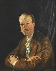 William Newenham Montague Orpen - Geoffrey, Fourth Marquis of Headfort