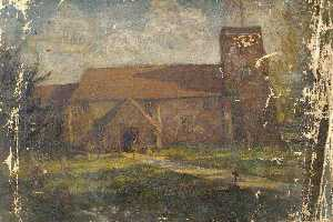 Francis Colmer - Penn Church, Buckinghamshire